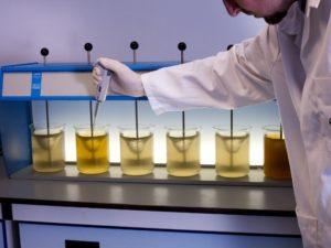 jar testing in the laboratory